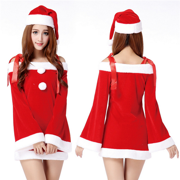 buy the new christmas clotheslovely split christmas costumessexy christmas costumes christmas performance clothing in cheap price on alibabacom