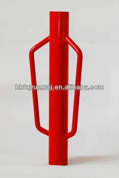 Powder coated post driver/pounder with material Q235