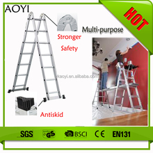 AY Hot sale safety order picker ladder