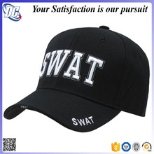 3d puff embroidery custom baseball hat ,baseball cap strap covers