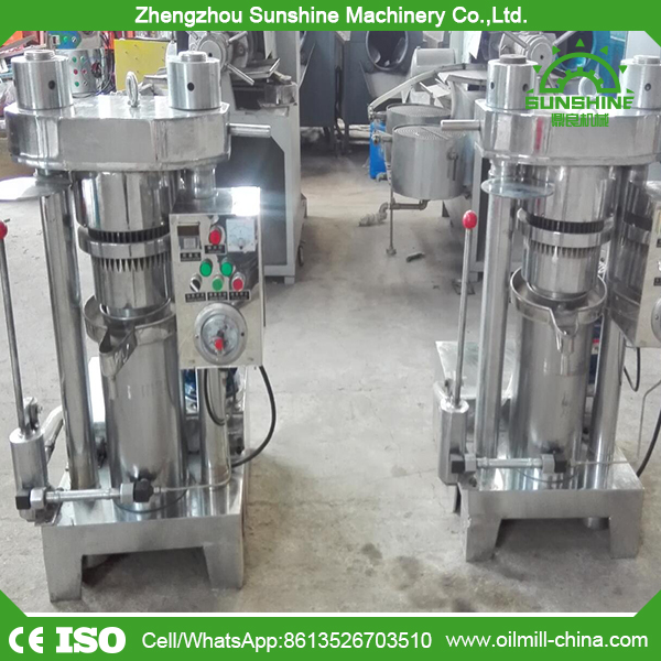 6YZ-230 model coconut oil press machine huile de coco machine de presse