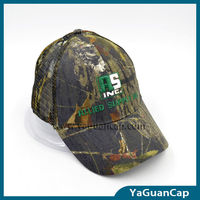 Cool Camouflage Mesh Hat,Camouflage Equipment Baseball Cap,Trucker Hat
