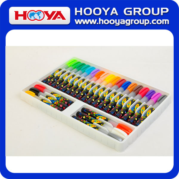 Hot Selling 6 colors/12 colors/24 colors Silky Crayon