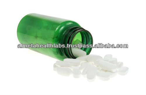 Pharmaceutical Grade 400mg Magnesium Tablets