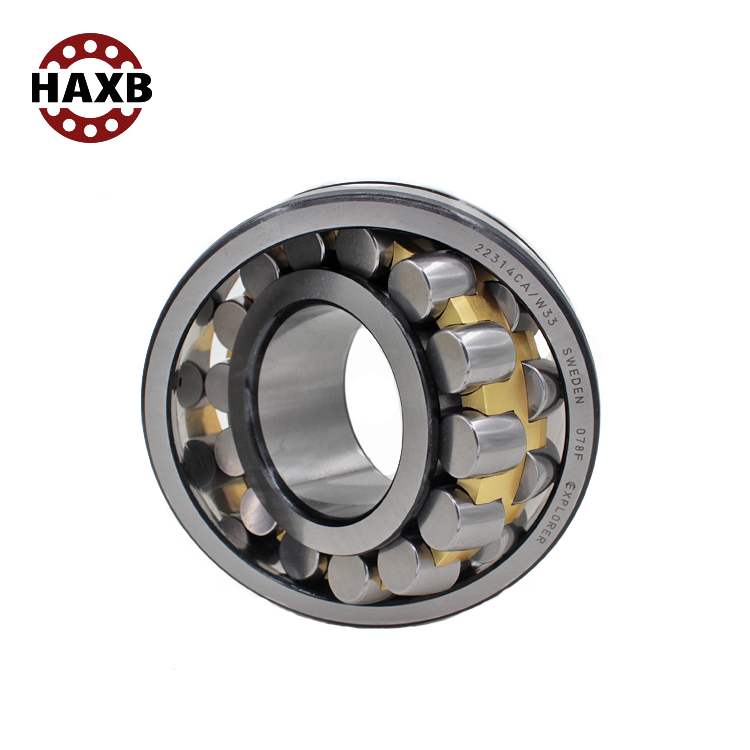 HAXB machinery roller bearing rear wheel bearing Forklift bearing 22314 CA/W33