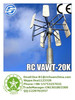 NEW 20KW vertical axis wind turbine for sale ( magnet generators free energy hydrogen fuel cell low rpm low cost )