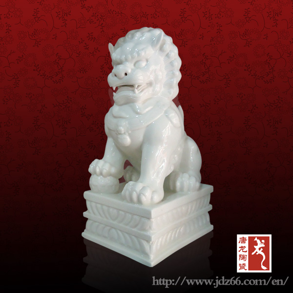 Jingdezhen Porcelain Famous Clay Sculptures