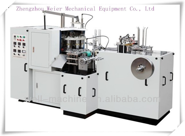 High quality best selling disposable paper cup machine korea