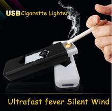 HOT SELLING promotional fashional smart USB lighter