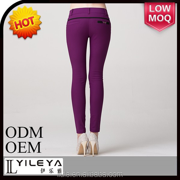 top selling casual tight just for women pants