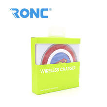 2017 New qi wireless charger for iphone 8/X