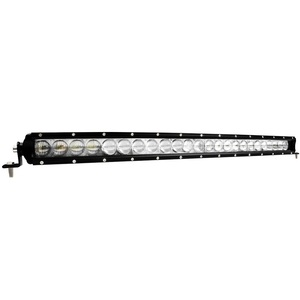 LG-SC2405 4D 90W 120W 150W 180W Super Slim Single Row Curved Led Light Bar Offroad Driving Work Lamp
