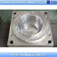 Colorful Plastic Wash Basin mould/injection mould wash basin/high quality basin mould maker