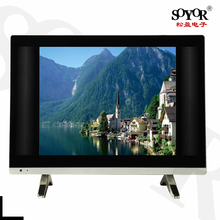 DVB-T2 best price lcd tv 15 inch with multi DC protecton