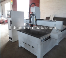 2013 Jinan lifan PHILICAM 1325 Drum ATC CNC Router with T-slot vaccum table
