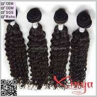 New Arrival 5A virgin Brazilian tight curly hair weft human hair curl