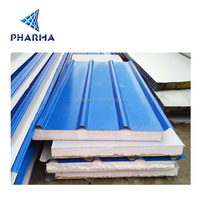EPS cement sandwich panels with easy installation