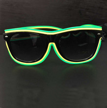 wide selection large assortment custom party flashing sunglasses