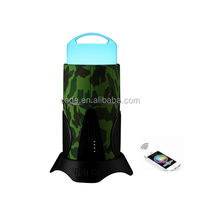 Bluetooth Speaker with LED light APP control Portable