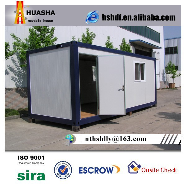 Low-cost Stackable Mobile Container Housing from China