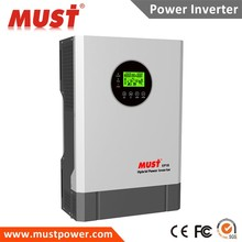 EU UL IEC SAA approved hybrid solar inverter 1-5kva big MPPT charger 60A solar inverter for off grid solar system