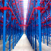 Chinese warehouse storage drive in pallet racking system