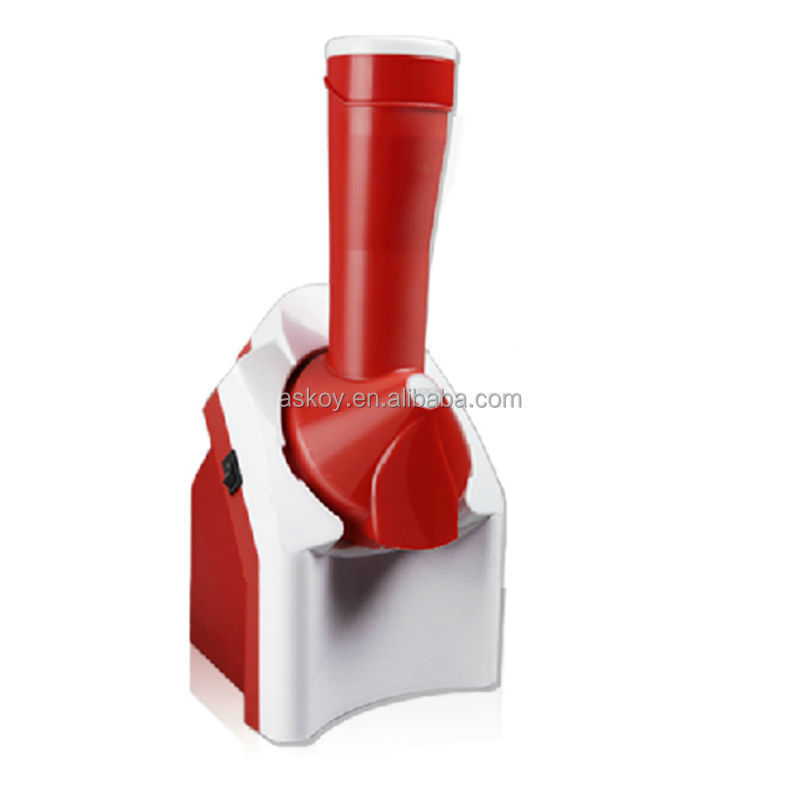 High Quality Frozen Fruit Ice Cream Maker / frozen yogurt machine