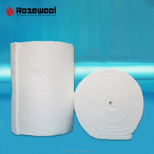 China high pure thermal insulation 50mm thickness ceramic fiber blanket price