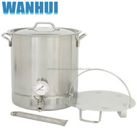 Professional And Innovated Stainless Steel Beer Brewing Kettles
