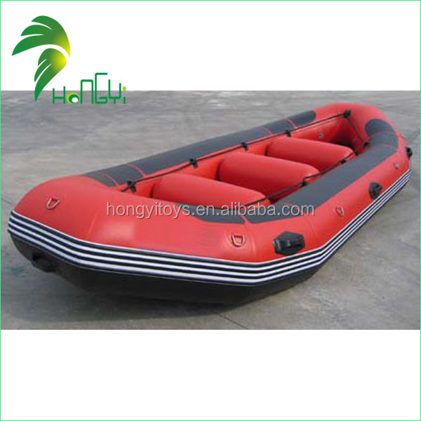 2014 Hot Selling 8 Person Pvc Inflatable Boat