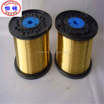 Brass Plated Steel Wire For Rubber Hose Hose Reinforcement Wire