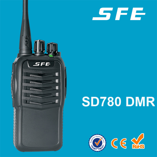 Wholesale new fashion SD780 DMR long talk range vehicle mounted mobile radio