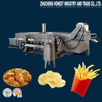 HFM 100 Fresh Potato Chips Machines for Sale