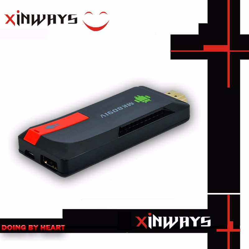 2015 Xinways Download Free Mobile Games MK809IV RK3229 Quad Core Android Mini Pc Web Tv Stick Netflix Tv Android Tv Stick