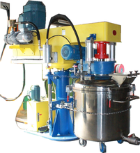 High Speed Disperser and Dispersion Mixer