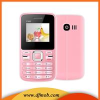 China Factory 1.77 inch GSM Unlocked Quad Band Dual SIM Dual Standby Mobile Phone Deals V300