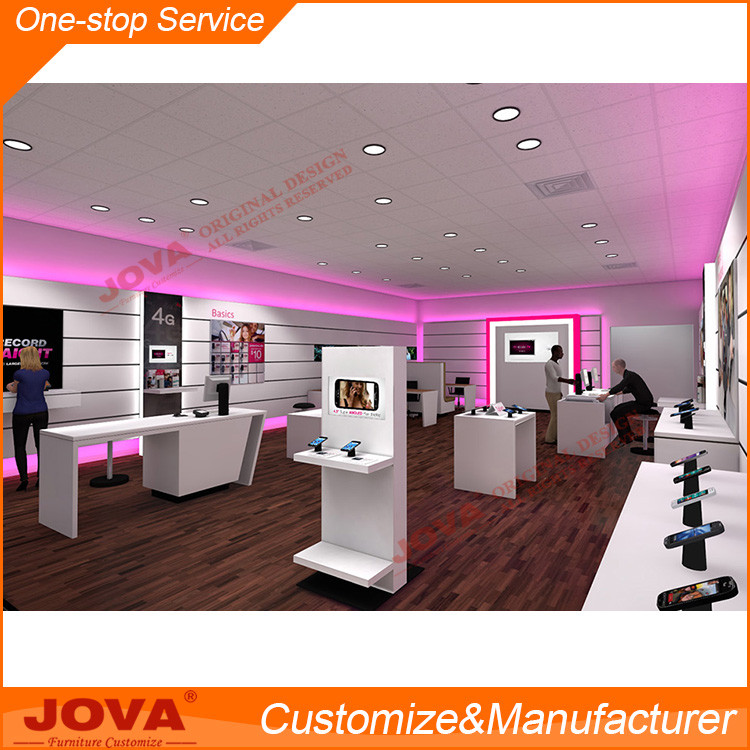 Mobile Phone Shop Interior Design,cell phone showcase display,mobile shop furniture