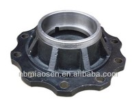 Processed Spheroidal Graphite iron Casting