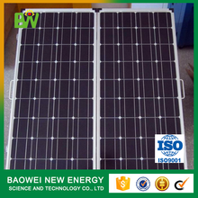 130w monocrystalline photovoltaic solar panel pv module south Africa