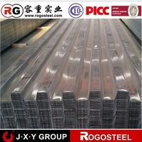 export to Dubai made in china thin corrugated steel sheet