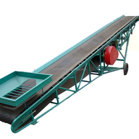 PDSD Conveyor Mobile Belt Conveyor