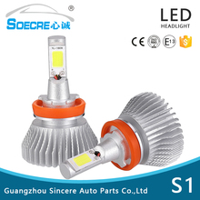 motorcycle led car headlight 9005 9006 h4 h7