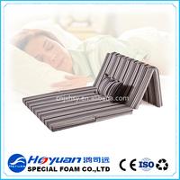 Home Furniture Waterproof Outdoor Folding Memory Foam Sponge Mattress Bed Yoga Car Camping Mattress On Sale