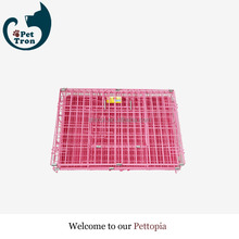 China supplier manufacture good quality double door or single door dog cage