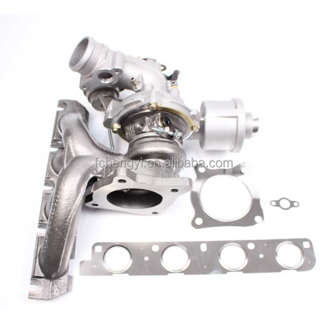 <strong>K03</strong> K04 turbo type06D145701J 06D145701JX 06D145701D 06D145701H turbocharger with electric actuator for AUDI Audi A4 2.0T TFSI