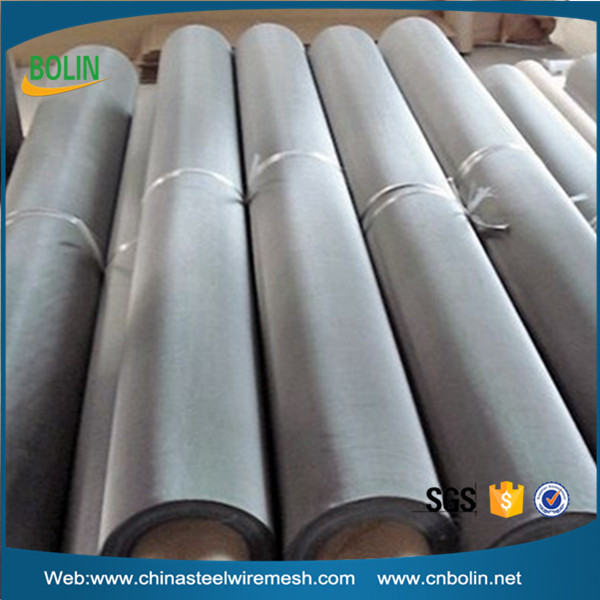 25 50 80 micron weave wire mesh/316L stainless steel filter mesh