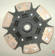 PADDLE COOPER BUTTON CLUTCH DISC FOR HON HD S2000