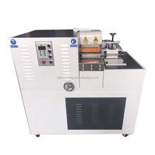 EVA rubber sole roughing shoe making machine leather