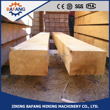 Bafang Anti-corrosion treated railway wooden sleepers