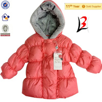 Wholesale Baby Clothes Winter Jacket In